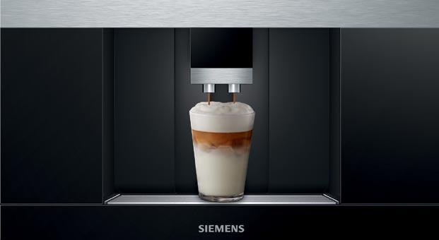 Siemens ile tek dokunuşla istediğiniz yerden kahvenizi hazırlayın