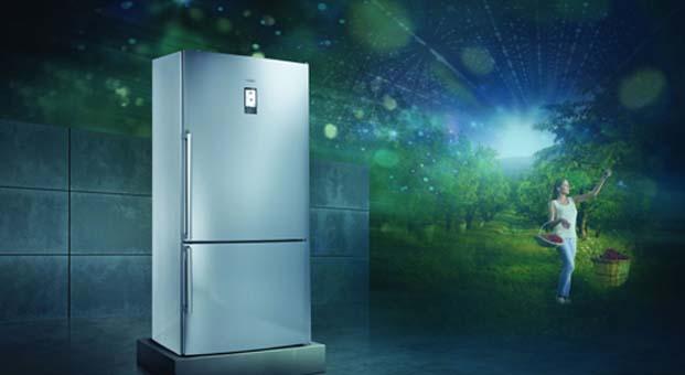 Siemens iQ500 buzdolapları geleceğin tasarımını teknoloji ile buluşturuyor