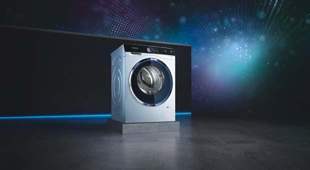 Siemens, çamaşır yıkama rutinini baştan yazıyor