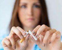 Keşke sigaraya hiç başlamasalar ama bırakmak mümkün