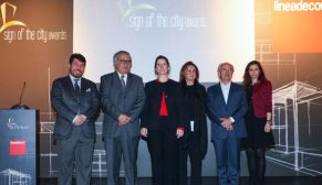 Sign of the City Awards kazanan projeler Ankara'da