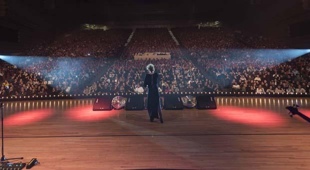 Sıla ile 'ON'dan Kalan' konseri başkentte büyük ilgi gördü