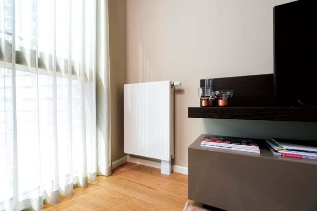 Termo Teknik, mekan ve tesisatlara estetik katan Silüet dekoratif radyatör serisini sundu