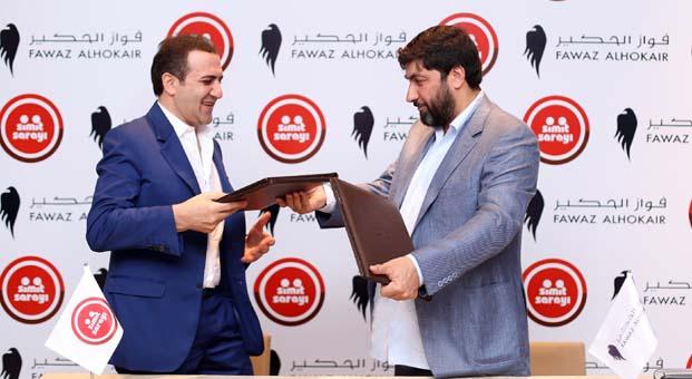 Fawaz Alhokair Grup Simit Saray'ın yüzde 10 hissesini satın aldı