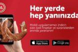 Simit Sarayı mobil uygulamasına yoğun ilgi
