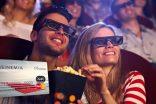 En renkli Sevgililer Günü jesti Sinemia'da: Çift Kişilik Paketler