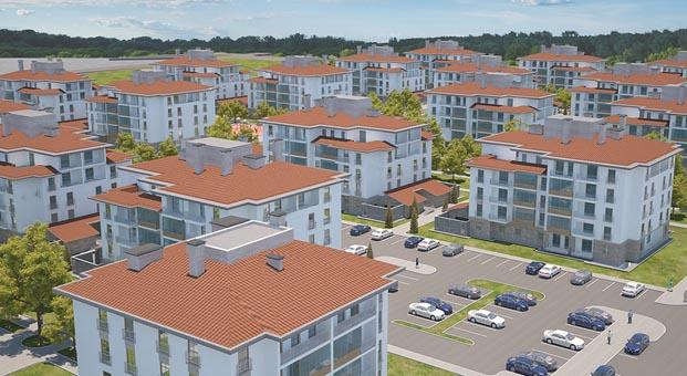 TOKİ Sinop Bayburt'a 402 konut inşa ediyor