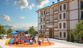 TOKİ Sinop Dikmen'de 94 konut inşa edecek