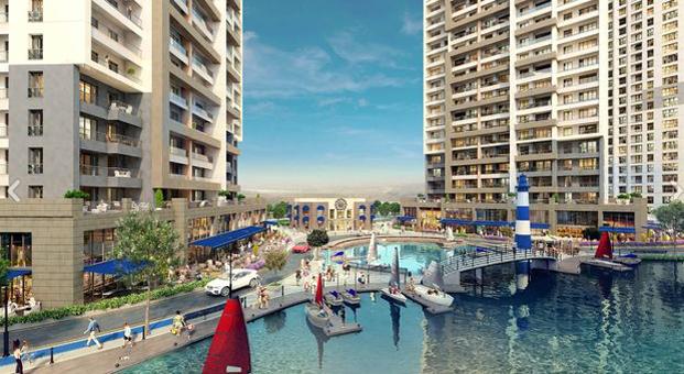 Sinpaş Marina Ankara ilk sene sadece 10 bin Lira