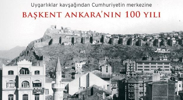 Sinpaş'tan kültüre destek: Başkent Ankara'nın 100 Yılı