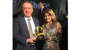 Sign of the City Awards'tanSinpaşFinans Şehir projesine 'En İyi Mimari Tasarım' ödülü