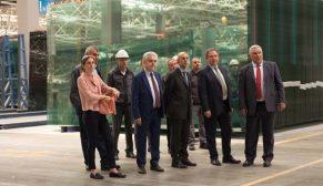 İtalya Büyükelçisi Mattiolo'dan Şişecam'a ziyaret