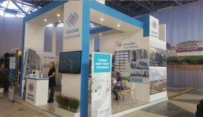 Şişecam Düzcam VolgaStroyExpo 2017 Fuarı'nda yenilikçi yapı malzemelerini tanıttı