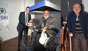 Sivas'ta 26 engelli vatandaş konut sahibi oldu