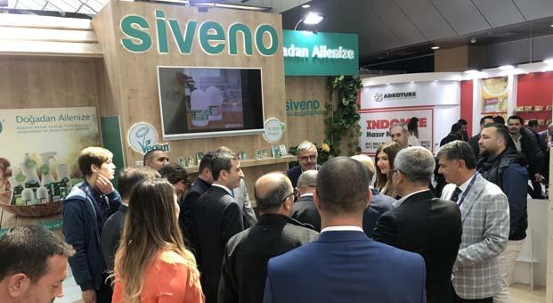 Siveno, Yerel Zincirler Buluşuyor 2019'da yerini aldı