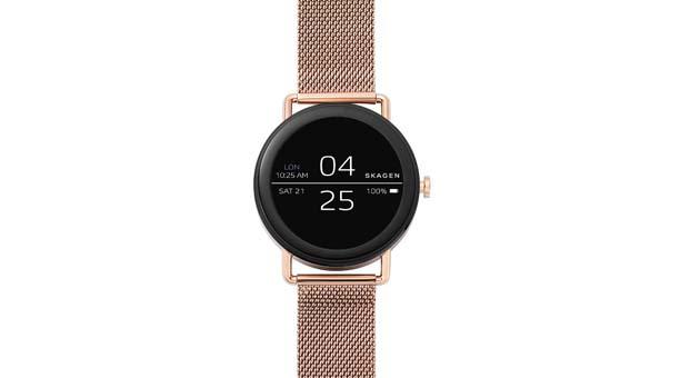 Skagen saatlerinden giyilebilir teknoloji