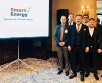 Smart Energy, uluslararası güneş enerjisiplatformlarında Türkiye'yi temsil ediyor