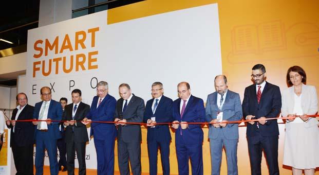 Geleceğin akıllı teknolojileri Smart Future Expo'da ele alınacak