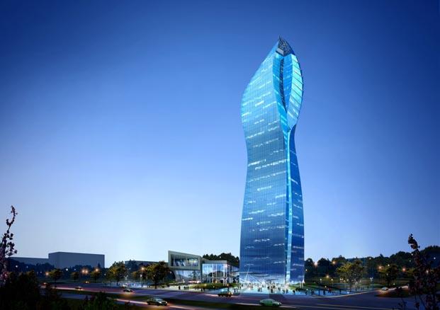 SOCAR Tower'a 'Ulusal Takdir Ödülü'