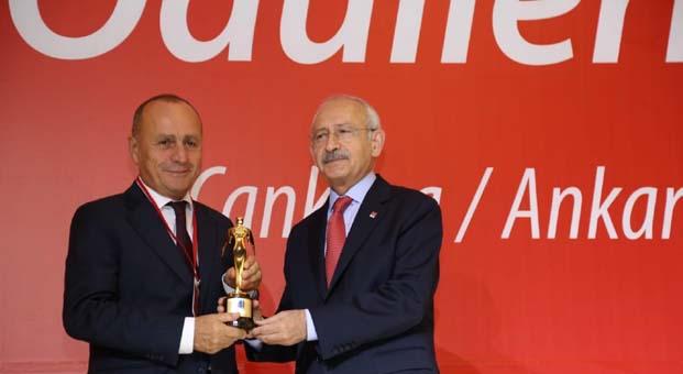 SODEM'den Kadıköy Belediyesi'ne ödül