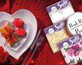 Sofia Peçete ileRomantik Sevgililer Günü Yemeği