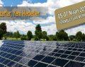 Solarex için geri sayım başladı