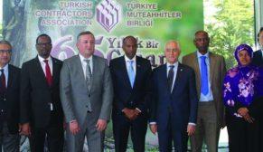 Somali Başbakanı Khayre: Türk müteahhitlere her türlü desteğe hazırız