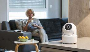 SOMFY kameralar ile ev ve iş yerleri güvende