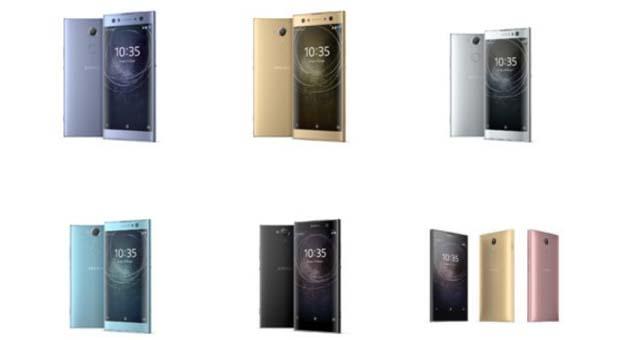 Sony yeni selfie odaklı akıllı telefonlarını tanıttı: XPERIA XA2 ve XPERIA XA2 ULTRA