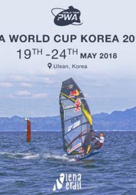 Japonya'da 2. olan rüzgar sörfü sporcumuz Lena Erdil Kore'de