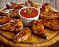 Mangala kanat, kanata sos yakışır
