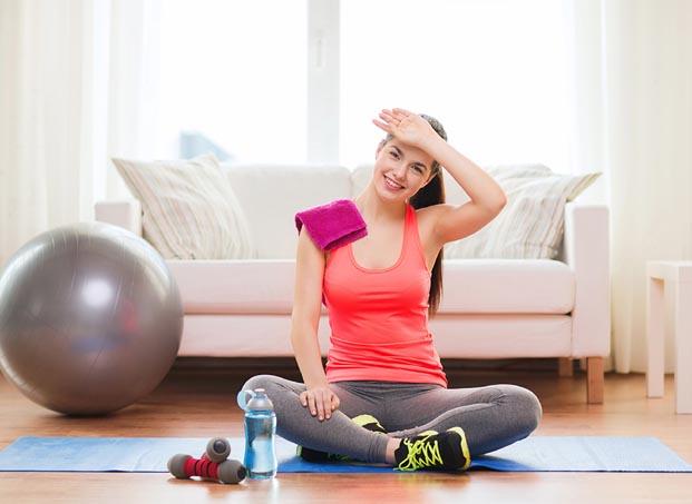 Hızlı zayıflamak için omurganıza yüklenmeyin