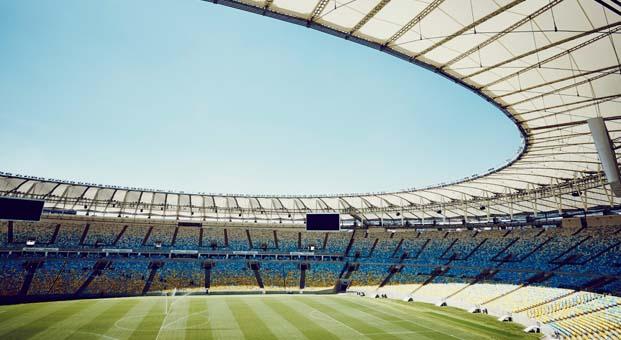 Dünya Kupası'nda çim altında Alman teknolojisi