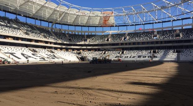 Futbol devlerinin stadyumları REHAU'ya emanet