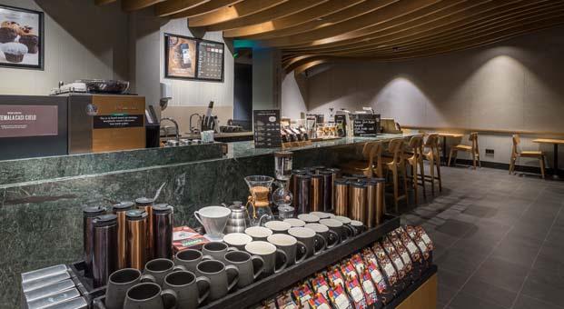 Türkiye 2017 yılında dünyada en çok Starbucks mağazası açılan 6. ülke oldu