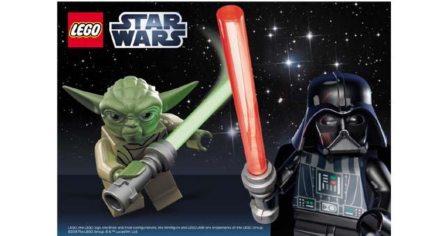Star Wars Heyecanı ve 'Klonların Saldırısı' LEGOLAND Discovery Centre'da