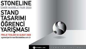 Stoneline Fuar Stand Tasarım Öğrenci Yarışması 2020 için geri sayım