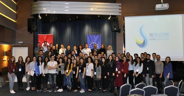 Türkiye bir ilke daha imza attı: Genç Su Elçileri Meclisi açıldı