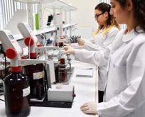Türkiye'nin örnek laboratuvarı ASKİ'de