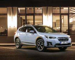Subaru XV Euro NCAP'te sınıfının en güvenli otomobili seçildi