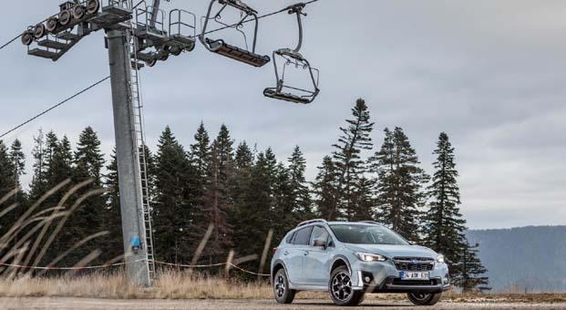 Euro NCAP'ten Yeni Subaru XV'ye 5 Yıldız