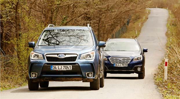 3 yaş ve üzeri Subaru'lara bakım indirimi