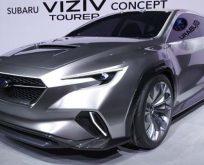 Subaru VIZIV Tourer Concept 2018 Cenevre Otomobil Fuarı'nda tanıtıldı