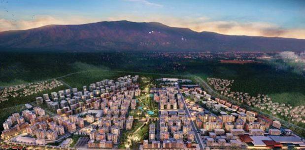 Sur Yapı fark yaratan projeleriyle Arap – Türk Gayrimenkul Fuarı'nda