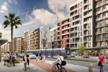 Sur Yapı'nın inşa ettiği yeni şehrin inşaatı hızlandıkça Antalya ekonomisine katkı da artıyor