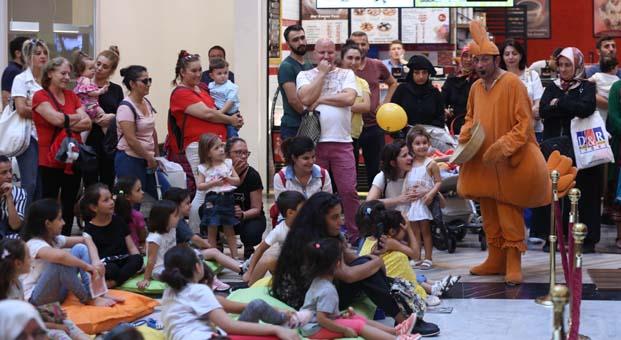 Sur Yapı Marka AVM'de çocuk müzikalleri başlıyor