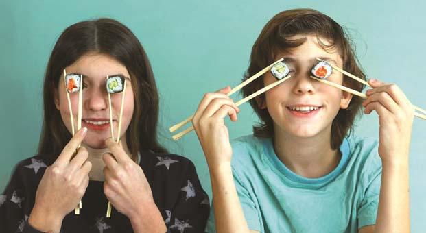 İntema Yaşam Akademi'den gençlere özel workshop: Genç Şefler: Sushi