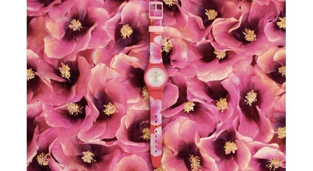 Swatch Anneler Günü'nü özel tasarım saat ile kutluyor
