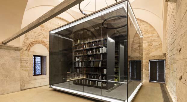 """Tabanlıoğlu Mimarlık, Beyazıt Kütüphanesi projesi ile""""Olağanüstü Tarihi Yenileme"""" ödülüne layık görüldü"""