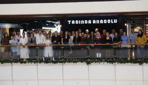 Tadında Anadolu Yerli Malı Haftası'nı kutluyor